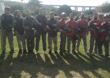 Kilyos Paintball Sahası